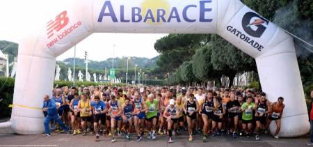 Alba Race 2015 start