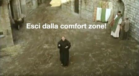Esci dalla comfort zone