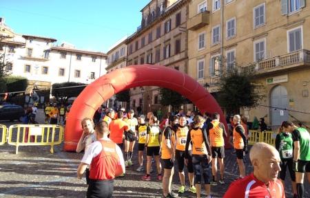Partenza in Salita: Corsa dell'Angelo