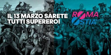 13 marzo Mezza maratona RomaOstia