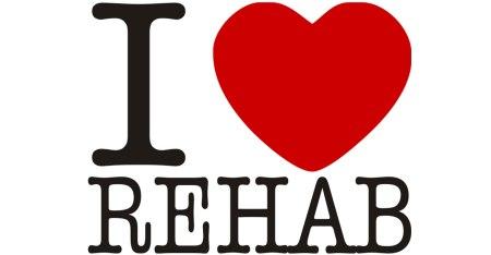 Rehab, no, no, no.